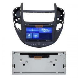 "Multimidia Aikon 5.0 Plus GM Tracker 13/16 8"" AK-12080C"