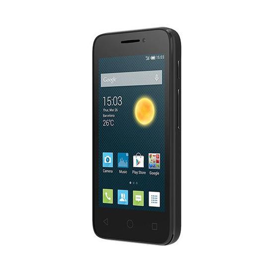 Celular Alcatel 4013m 2ao Fmx1 Pixi 3 Preto Na Loja Atacado Games No Paraguai