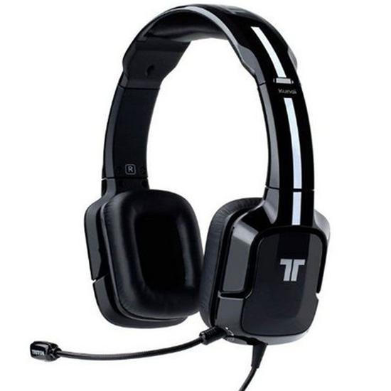 Headset Tritton Kunai com Fio para PS4 - Preto