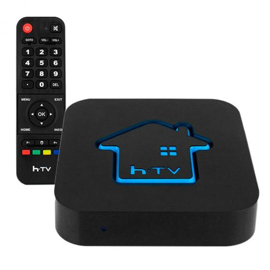 Receptor HTV Box 5 4K Bluetooth Wifi So Precisa Internet