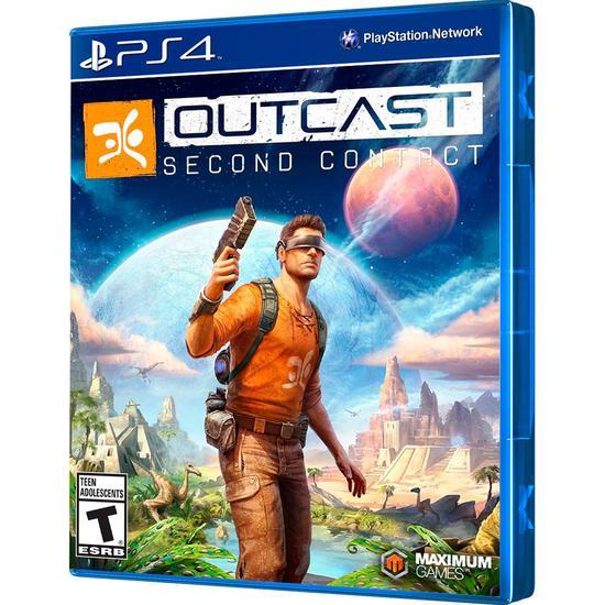Jogo Outcast Second Contact PS4