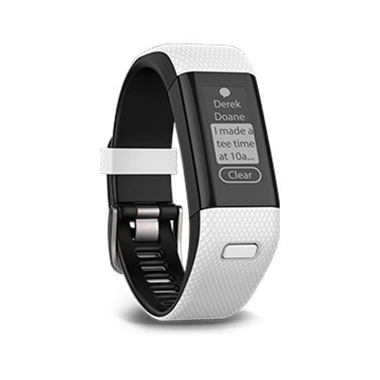 Relogio Smartwatch Garmin Approach X40 p/Golf 010-01513-01 Branco