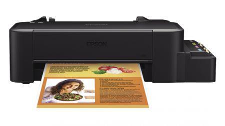 Impressora Epson L-120 - Bivolt - Preta