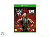 Jogo Xbox One Wwe 2K18