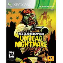 Jogo Red Dead Redemption Undead Nightmare Xbox 360