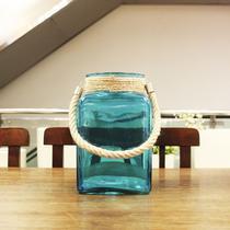 Vaso Decorativo Deirut Azul