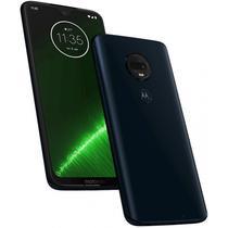 """Smartphone Motorola Moto G7 Plus 1965-2 Dual Sim Lte 6.2"""" 4GB/64GB Indigo"""