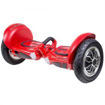 Scooter Eletrico Smart Balance Pro Mountain 10EQUOT; K10Y Completo - Vermelho