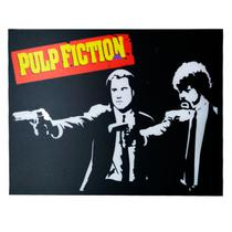 Placa Pulp Fiction