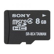 Memoria Micro-SD Sony 8GB SR-8A4/TQ2 Clase 4