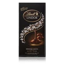 Barra de Chocolate Lindt Lindor 60% Cacao 100G