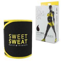 Cinta Termica Sweet Sweat Amarelo Unissex
