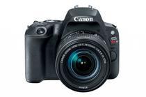 Camera Digital Canon Eos SL2 - 18-55M - Preto