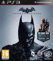 Jogo Batman Arkham Origins PS3