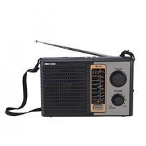 Radio Portatil Megastar RA18B AM/FM - Preto