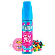 Essencia Dinner Lady Tuck Shop Bubble Trouble 3MG 60ML