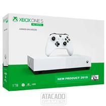 Console Xbox One s All Digital 1TB - Branco (Sem Jogo)
