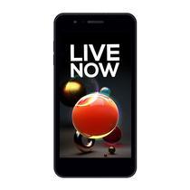 Celular LG K9 LM-X210YMW Dual 16 GB - Preto (Sem Fone)