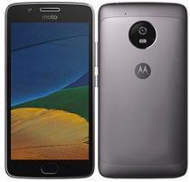 "Smartphone Motorola Moto G5 XT1671 32GB Lte Dual Sim Tela 5.0"" Cam.13MP+5MP - Grafite"