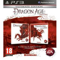 Jogo Dragon Age Origins Ultimate Edition PS3