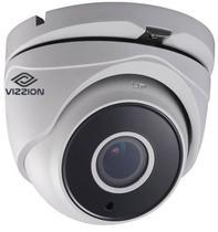 Camera IP de Seguranca Vizzion VZ-DH1T-IT3Z - 2.8-12MM - Hdtvi