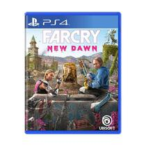 Jogo PS4 Far CRY New Dawn