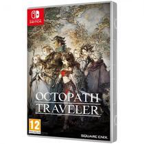 Jogo Octopath Traveler Nintendo Switch