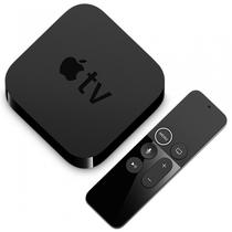 Apple TV 4TA Geracao MR912LZ/A A1625 Full HD com 32GB/HDMI/USB - Preto