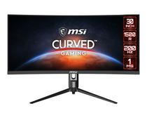 Monitor 30 MSI Optix MAG301CR2 Curvo 1MS/200HZ HDMI/