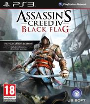 Jogo Assassins Creed IV Black Flag PS3