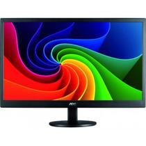 Monitor LED AOC 2270SWN - Full HD - Widescreen - 21.5 - Preto