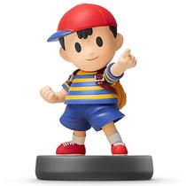 Boneco Amiibo Ness Super Smash Bros