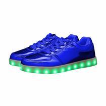 Tenis Gati LED TXL-227 Azul N35