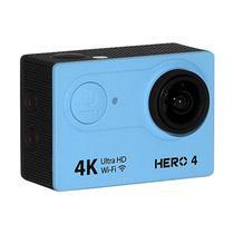 Camera Goalpro Hero 4 Azul 4K Ultra HD