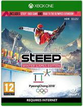 Jogo Steep Winter Games Edition Pyeong Chang 2018 - Xbox One
