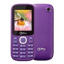 Celular Ipro I3200 Bar Dual Sim Tela 2.0/Bluetooth/ Anatel-Roxo