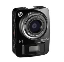 Camera HP LC100W 8MP/Fullhd/Waterproof Preto