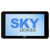 """Tablet SKY Devices Vision 8GB Tela de 7.0"""" 2MP Os 7.1.2 - Prata"""