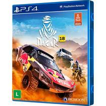 Jogo PS4 Dakar 18