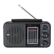 Radio BAK BK-811BT SD/USB Preto 110V