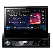 "DVD Player Pioneer AVH-X7850BT Touchscreen 7"" 50WX4 USB/DVD/Aux In/Bluetooth 1-Din"