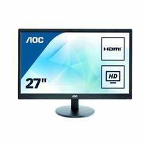 """Monitor LED 27"""" AOC E2770SHE"""