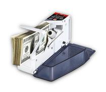 Contador e Detector de Dinheiro Portatil Quanta QTCDDP20 2V