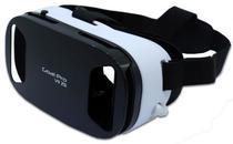 Oculos Goal Pro Gear VR Z5 - com Fone de Ouvido - Preto e Branco
