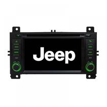 Central Multimidia Winca Jeep Grand Cherokee S100 C263 2009/2013