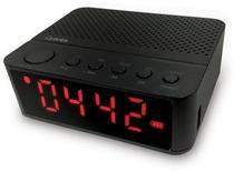 Radio Relogio Ogio Quanta QTRBT050 - Bluetooth - Preto