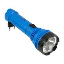 Lanterna Ecopower EP-8330 - Recarregavel - Bivolt - Azul