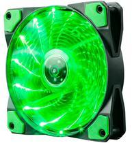 Cooler para Gabinete Marvo Scorpion FN-10 120MM LED - Verde