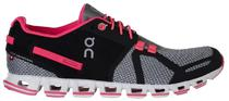 Tenis On Running Cloud 3909 - Grey/Neo Pink (Feminino)