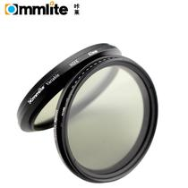 Filtro Commlite 77MM ND